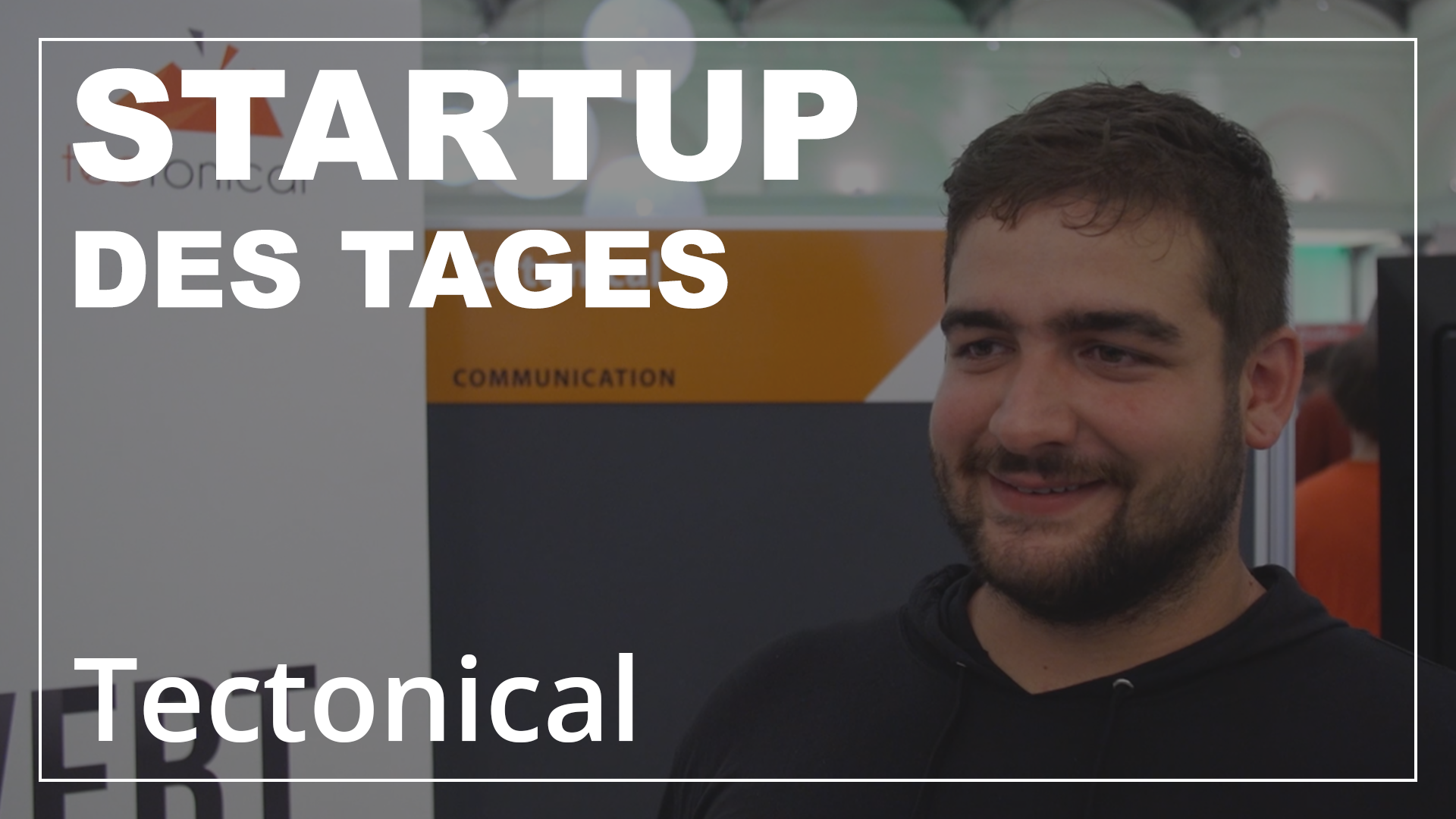 tectonical - Startup des Tages