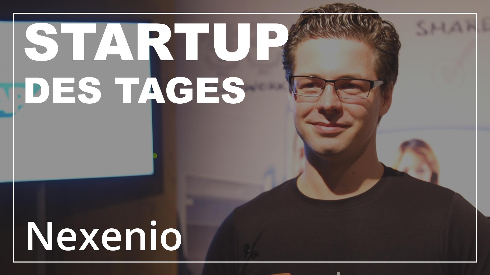 neXenio - Startup des Tages