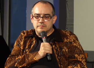 Dave McClure bei SiliconAllee in Berlin