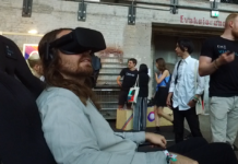 VR-Kino von The Virtual Lab