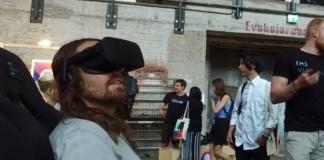 VR-Kino von The Virtual Lab