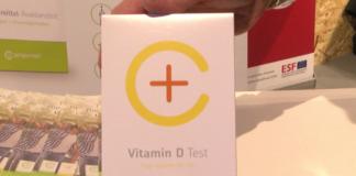 Vitamin-D Selbsttest von Cerascreen