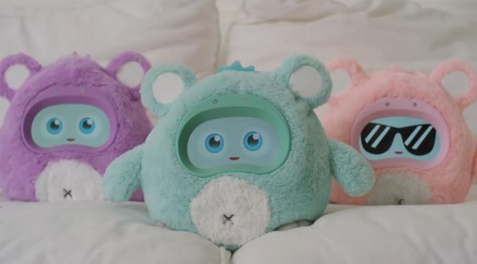 Woobo erinnert an Furby