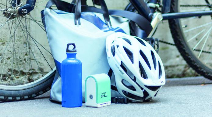 PocketDefi - Defibrillator für unterwegs