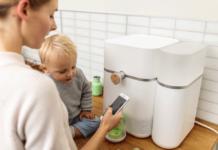 mitte Wasserspender - StartupTV