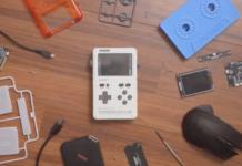 Gameboy bauen