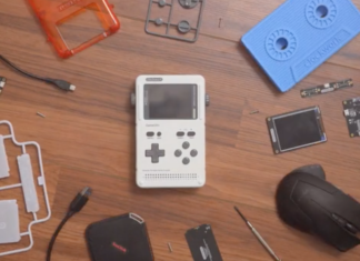 Gameboy bauen