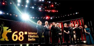 Eröffnung Berlinale - © Richard Hübner Berlinale 2018