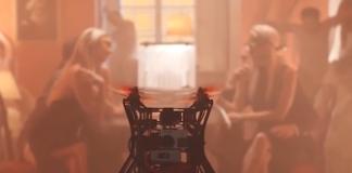 Die Spherie-Drohne von Spice VR