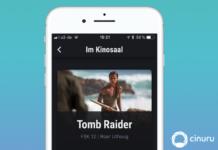 Cinuru - Shazam für Trailer