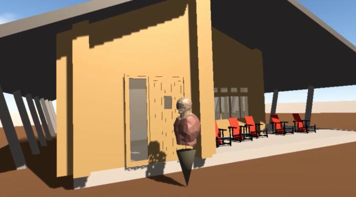 Mit dem VR-Tool von AllVR können Architekten zusammenarbeiten