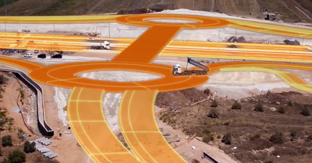 Datumate uses drones for daily surveying and mapping.