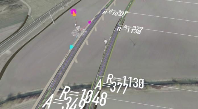 QLX digitalisiert die Planungsarbeiten für Straßen und Schienennetze