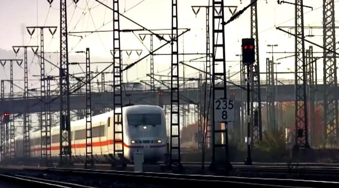 Die Deutsche Bahn wird digital