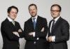 Das Gründerteam von Raisin / Weltsparen