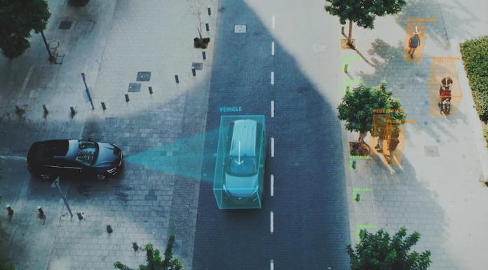 Mit dem LiDAR-System von Innoviz können autonome Fahrzeuge Objekte wahrnehmen