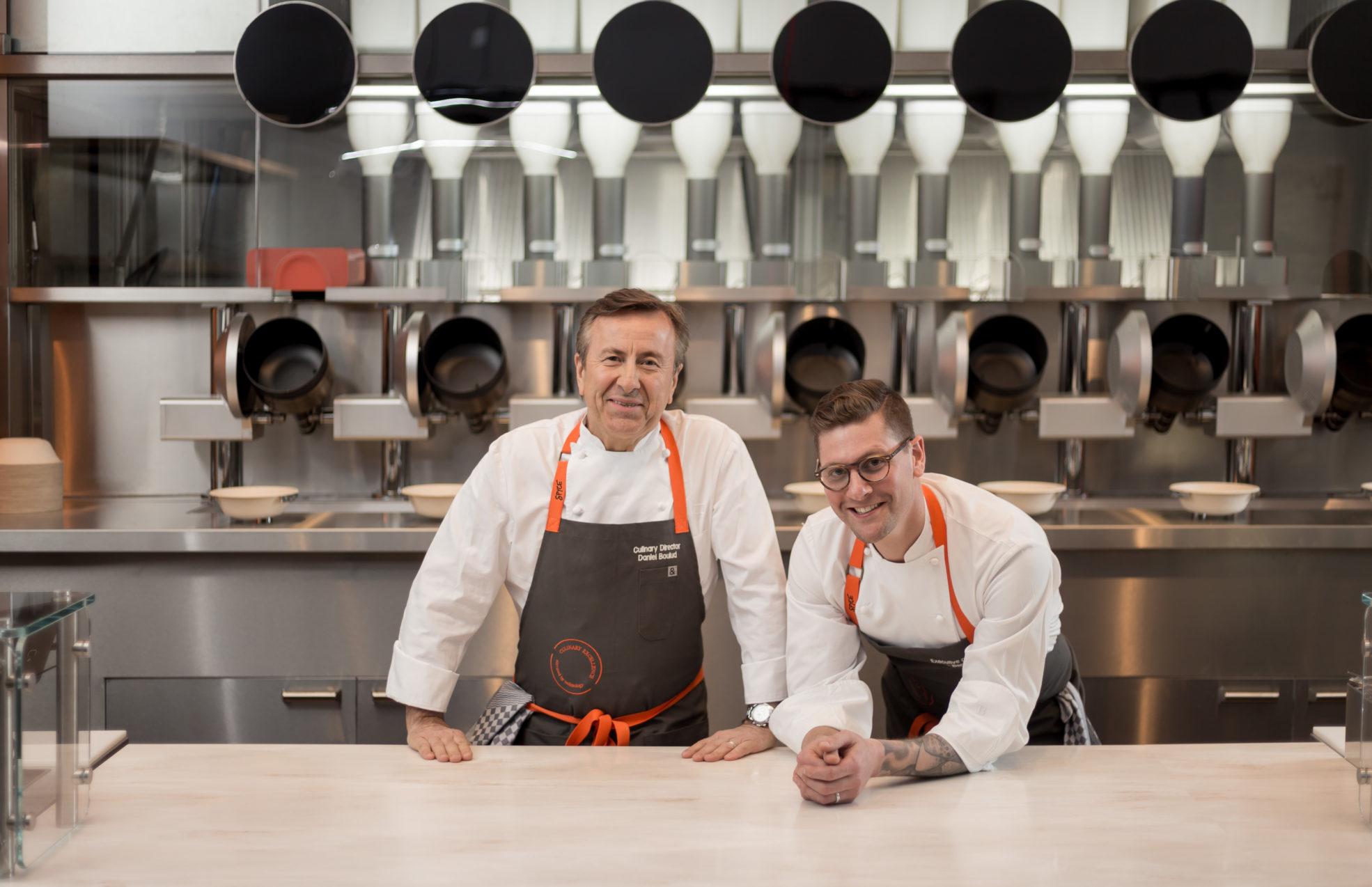 Cheffs-Daniel-Boulud-and-Sam-Benson