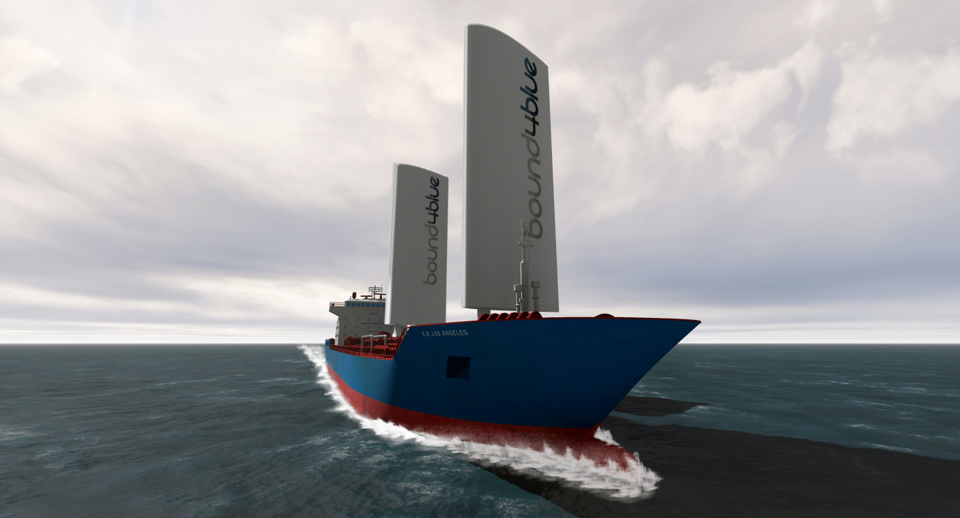 bound4blue-wingsail-front