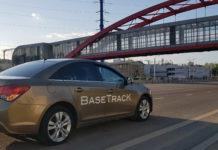 BaseTracK autonomous driving