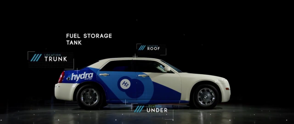 Hydra-Energy-Hydrogen-as-a-Service-for-Commercial-Vehicle-converted-to-run-on-hydrogen