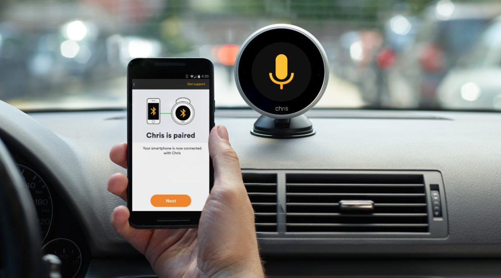 Chris: Digital Car Assistant with AI – Future Mobility