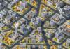 Leanheat animation of a city.