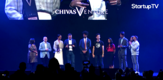 Xilinat wins Chivas Venture Award at Next Web