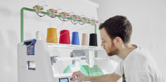 StartupTV | Gadgets | Meet Kniterate, a Compact Digital Knitting Machine that Prints Knitted Products