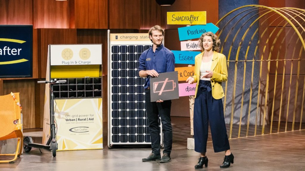 SunCrafter offers an alternative for solar panels at the end of their use.