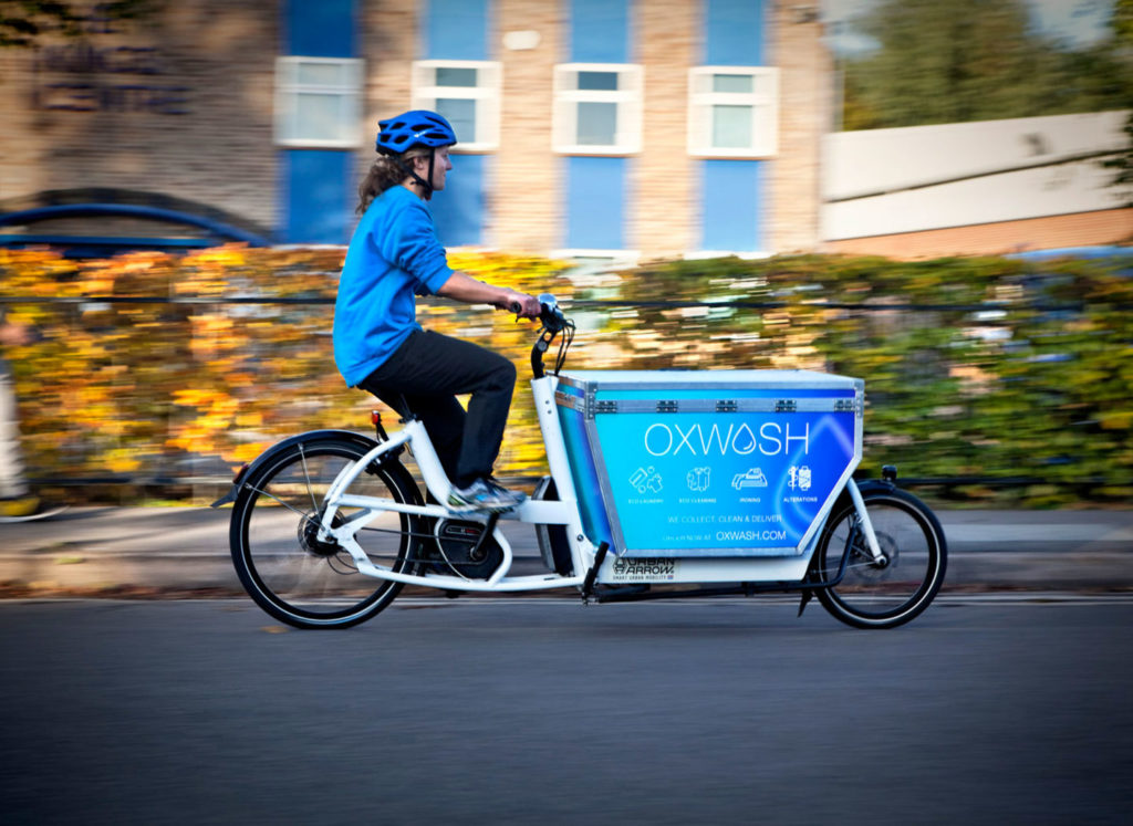 OXWASH Receives €1.6 Million Investment from Twitter CEO for Its Eco-Friendly Laundry Service