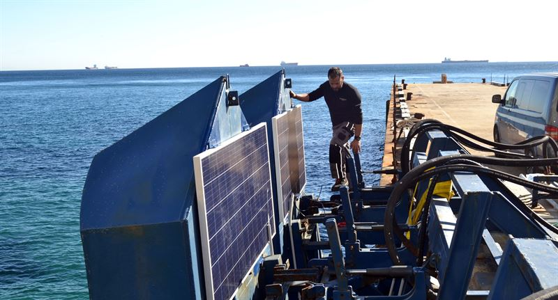 Eco Wave Power has developed on shore wave power for the renewable revolution.