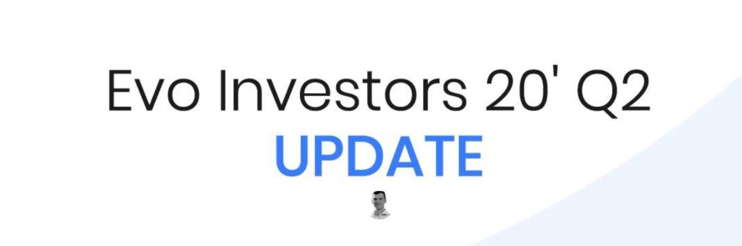 Evo investors update info